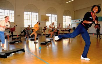 Fitness Holidays - time for healthy workout and fun